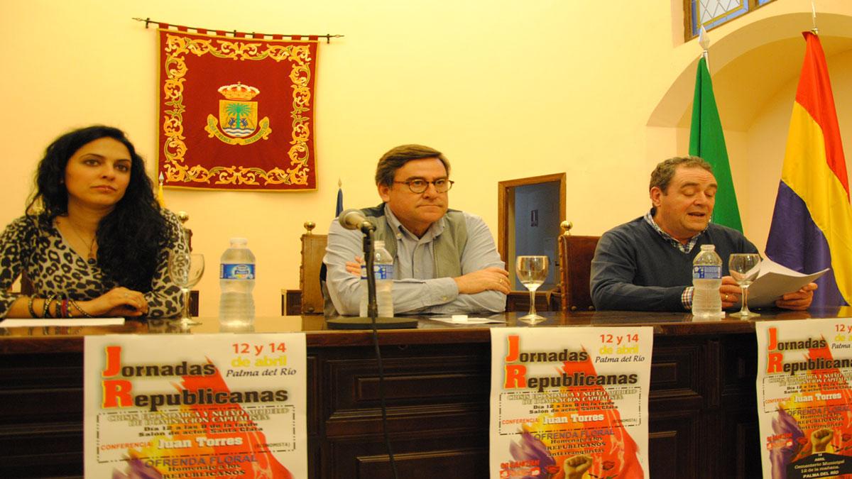 Conferencia de economía con Juan Torres